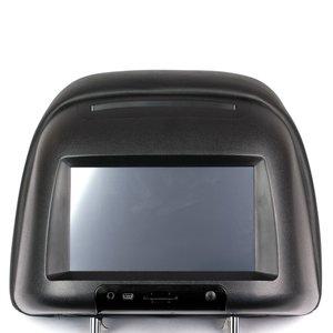 """Подголовник с 7"""" сенсорным монитором и DVD-плеером"""