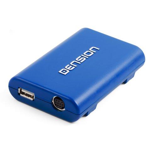 Автомобильный iPod USB Bluetooth адаптер Dension Gateway Lite BT для Mazda GBL3MA1