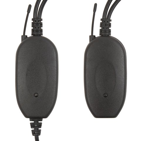 Передатчик и приемник для подключения камеры к навигатору