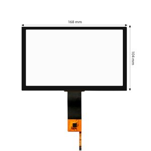 "7"" Capacitive Touch Screen for Audi, Mercedes Benz, Volkswagen"
