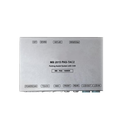 Видеоинтерфейс для Mercedes-Benz B, C, CLA, CLS, E, GLE, S-класса с системой NTG 5.0/5.1