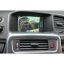 Front and Rear View Camera Connection Adapter for Volvo with Sensus Connect System - Short description