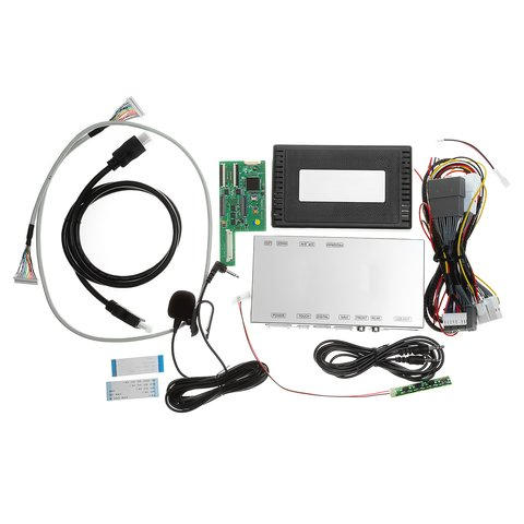 Apple CarPlay Adapter for Toyota Camry with Pioneer System
