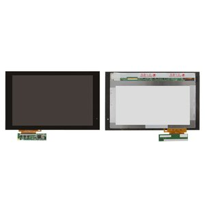 LCD for Acer Iconia Tab A500 Tablet, (black, with touchscreen)