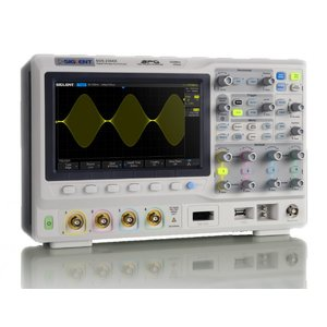 Super Phosphor Oscilloscope SIGLENT SDS2204X
