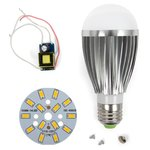 LED Light Bulb DIY Kit SQ-Q03 5730 E27 7 W – warm white