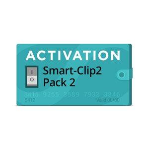 Активация Pack 2 для Smart-Clip2