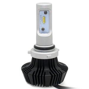 Набор светодиодного головного света UP-7HL-9006W-4000Lm (HB4, 4000 лм, холодный белый)