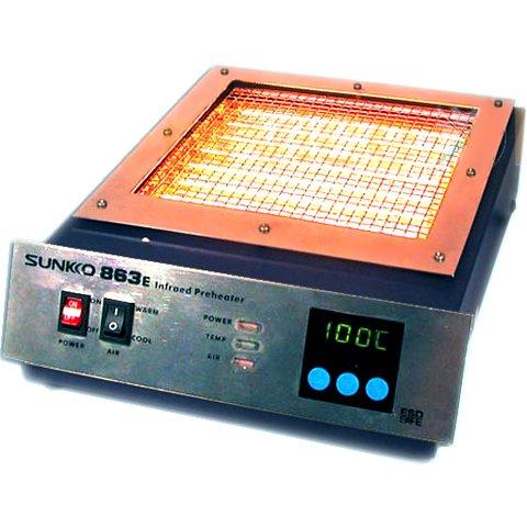 Цифровой инфракрасный преднагреватель SUNKKO 863E