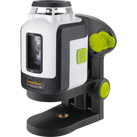 Лазерний рівень перехресний автоматичний Laserliner SmartLine Laser G360