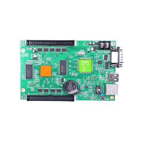 Контролер LED-дисплея Huidu HD-E66 (2048×512, 8192×128)