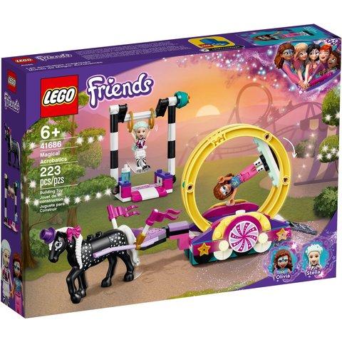 Конструктор LEGO Friends Волшебная акробатика 41686