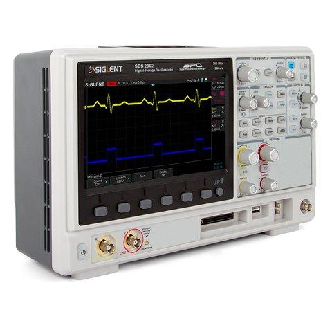 Digital Oscilloscope SIGLENT SDS2302