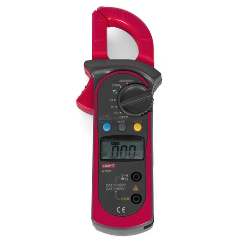 Digital Clamp Meter UNI T UT201